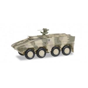 "Macheta vehicul militar transportor blindat GTK Boxer ""Bundeswer"""
