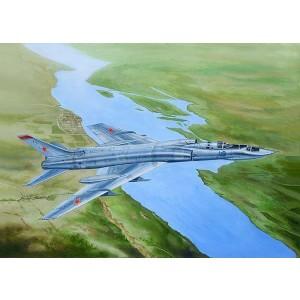 Kit de construit avion Tu-128UT Fiddler 1/72