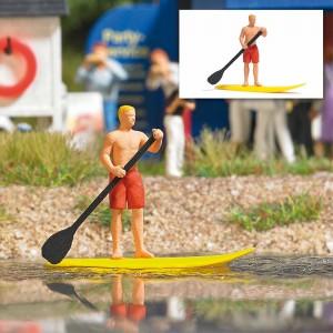 Action set : padlleboard