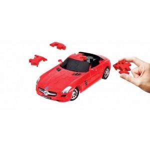 Kit de construit Mercedes-Benz SLR 1:32 Puzzle Fun 3D