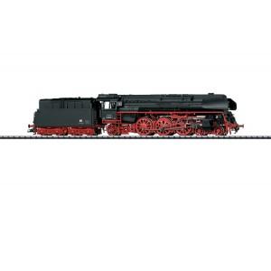 Locomotiva cu abur BR 01 cu sunet, DR, Epoca IV