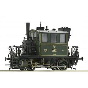 Locomotiva cu abur clasa PtL 2/2 , K.Bay.Sts.B., Epoca I