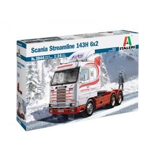 Kit de construit camion Scania R143H 6x2