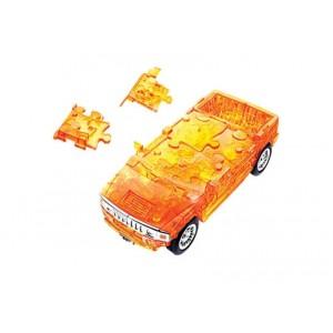 Kit de construit Hummer, transparent 1:32 Puzzle Fun 3D