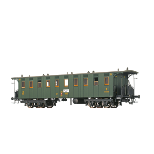 Vagon de calatori tip BC4, SBB, Epoca II