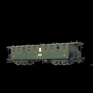 Vagon de calatori tip C4, SBB, Epoca II
