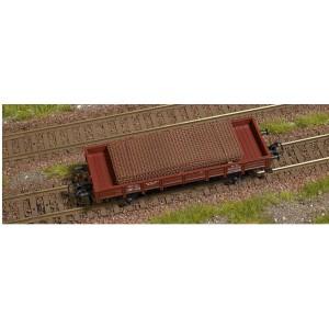 "Incarcatura ""Plasa de otel"" pentru vagon platforma/remorca camion"