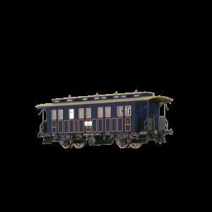 Vagon de calatori K.W.ST.E., Epoca I
