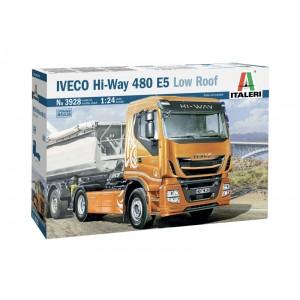 Kit de construit camion Iveco HI-Way 480 E5