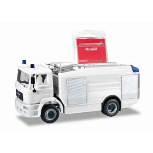 Minikit: camion MAN M 2000 EVO cisterna Pompieri