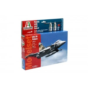 Kit de construit avion JAS 39 Gripen 1:72