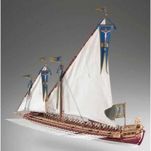 Kit corabie din lemn, La Real 1:72