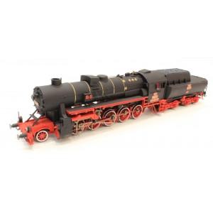 Locomotiva cu abur 150 1076 (BR52), CFR, E3poca III