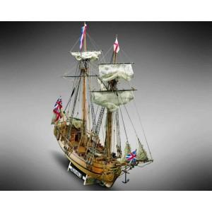 Kit corabie din lemn, HALIFAX 1:54