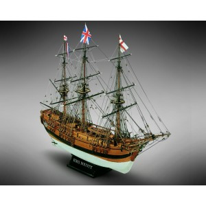 Kit corabie din lemn H.M.S. BOUNTY 1:64