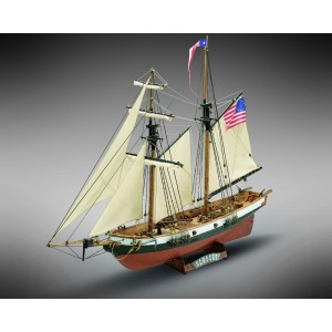 Kit corabie din lemn Newport 1:57