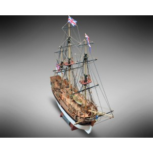 Kit corabie din lemn H.M.S. Bounty 1:100