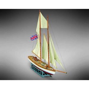Kit corabie din lemn Goletta Elisabeth 1:122