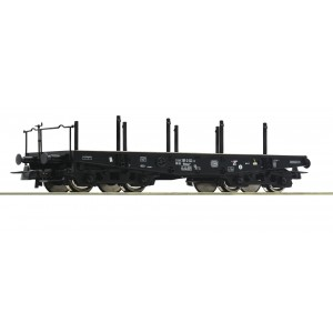 Vagon platforma cu stalpi de sustinere DB, Epoca IV