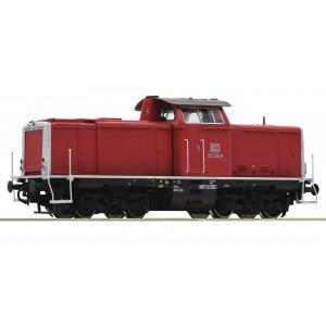 Locomotiva diesel seria 212 cu sunet, DB ,Epoca V