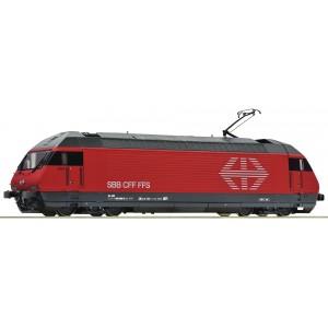Locomotivă electrică 460 068-0, SBB, Epoca IV