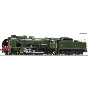 Locomotiva cu abur seria 231 E ,SNCF, Epoca III