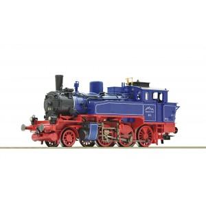 Locomotivă cu abur cu roată dințată, Alpspitz Bahn D1,Epoca III