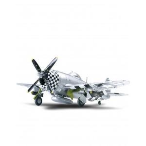 Kit de construit avion US Re.P-47D Thunderbolt Bubletop 1:48