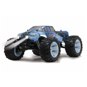Masina RC cu telecomanda Tiger Ice Monstertruck 1:10 /4WD / 2,4Ghz / 35 km/h / LED