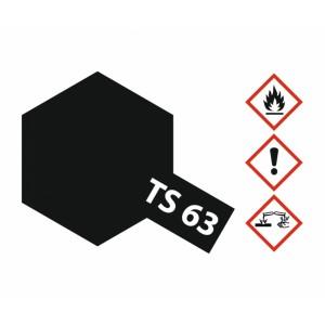 Vopsea Spray Tamiya TS-63 Negru NATO mat 100ml