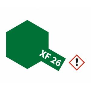 Vopsea Tamiya XF-26 Verde mat 23ml