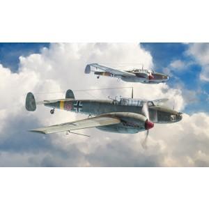 Kit de construit avion Messerschmitt Bf 110 C/D, 1:48