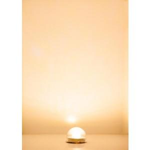 Bec LED lumina calda cu suport