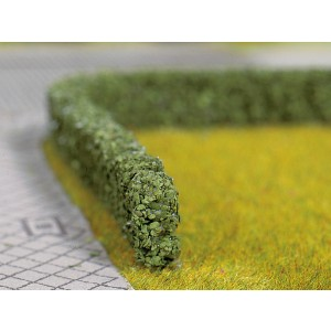 Gard viu verde inchis 2 x 500 mm